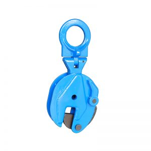 ICD08 vertical plate lifting clamp, lock type vertical clamp