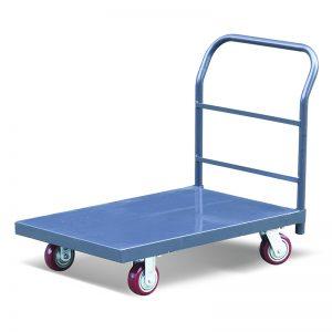 YF2436 Steel platform hand truck trolley